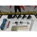 Kit Fecho Central Universal + Pistolas + 2 Comandos C/2 Anos De Garantia