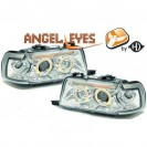DAYLINE headlights AUDI 80 B4 Lim./Avant 91-94 _drl-optic _blac