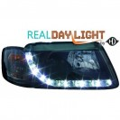 headlights Audi A3 8L 09.96-08.00_ 2 CCFL halo rims