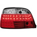 LED taillights BMW E38 95-02 _ red/crystal