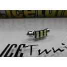 Led Can Bus C5W / SV8,5 (11x39mm) Branco 2.6W, 190 Lumens
