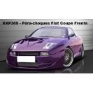 Parachoques Fiat Coupé Frente em fibra