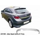 Aba Opel Astra H Trás emf ibra
