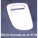 Entrada de Ar Renault 19 em fibra