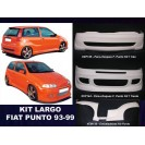 Fiat Punto Phase 1 LARGE KIT em fibra