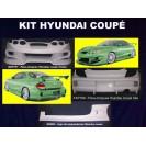 Hyundai Coupé KIT em fibra