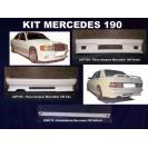 Mercedes 190 KIT em fibra