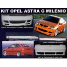 Opel Astra G MILÉNIO KIT em fibra