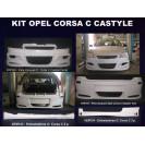 Opel Corsa C CASTYLE KIT em fibra