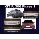 Peugeot 306 PHASE 1 KIT em fibra