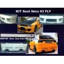 Seat Ibiza 93-99 FLY KIT em fibra