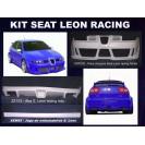Seat Leon-Toledo RACING KIT em fibra