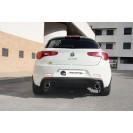 Spoiler Inferior P/ch Traseiro Alfa Romeo Giulietta em fibra