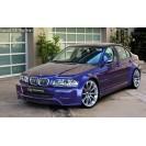 """BMW Série 3 E46 Kit Aerodinâmico BMW E46 """"COSMIC WIDE"""" em fibra"""