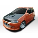 "Body Kit Fiat Punto II 3dr ""VIPER"" em fibra"