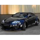 """Kit de Alargamento Hyundai Coupe GK """"OUTLAW WIDE"""" em fibra"""