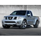 "Kit de Alargamento Nissan Navara D40 KC ""TANGIER WIDE"" em fibra"