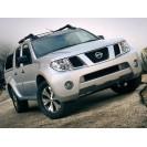 "Kit de Alargamento Nissan Navara D40 DC ""TANGIER WIDE"" em fibra"