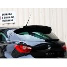 Aileron Traseiro Seat Ibiza 6J 3portas/SC em fibra