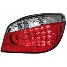 LED taillights BMW E60_04+ _ red/crystal