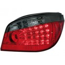 LED taillights BMW E60_04+ _ red/black