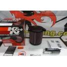 Filtro de ar K&N / KN reutilizavel e lavavel Audi / Seat / Skoda / VW 2003-2015 C/ 2 anos de garantia (material original)