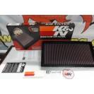 Filtro de ar K&N / KN reutilizavel e lavavel Audi A3, TT, Seat Leon, Toledo, Alhambra,… C/ 2 anos garantia (material original)