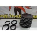 Filtro de ar universal com 60,70,76,84 E 90mm