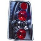 Tail lights Citroen Berlingo Black