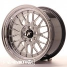 Jantes Originais Japan Racing JR-23 16'' 4/5x100/108/110/112/114.3/115/118/120