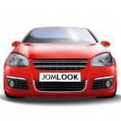 ParaChoquesF_Front bumper, JOM, VW Golf 5 GT sport look, ABS