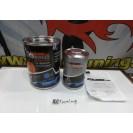 Selante / verniz para Tinta plástica / spray film Foliatec, 2L + 1L