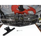 Grelha frontal Mercedes Classe E W212 2009-2013 ABS (plastico) AMG Look