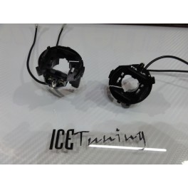 Adaptador, Ficha, Socket, suporte de lampada de xenon ou led H7 para VW SCIROCCO