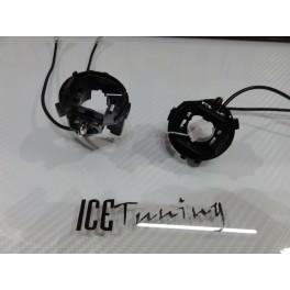 Adaptador, Ficha, Socket, suporte de lampada de xenon ou led H7 para Mercedes Vito Mixto