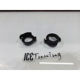 Adaptador, Ficha, Socket, suporte de lampada de xenon ou led H7 para VW Passat B6 05-10