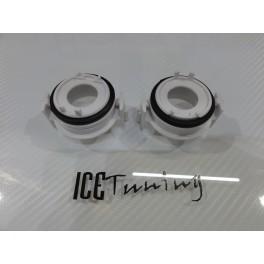 Adaptador, Ficha, Socket, suporte de lampada de xenon ou led H7 para  BMW E46