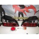 Farois / farolins traseiros lexus Peugeot 106 96 vermelho smoke
