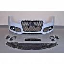 Para-choques frontal Audi A7 11-15 Look RS7 em plastico