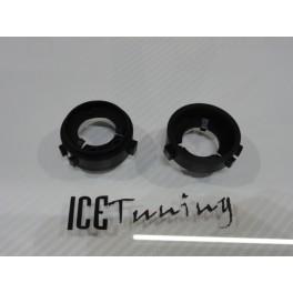 Adaptador, Ficha, Socket, suporte de lampada de xenon ou led H7 para VW Golf 6, Multivan, Touran, Sharan, Scirocco