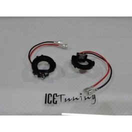 Adaptador, Ficha, Socket, suporte de lampada de xenon ou led H7 para VW Jetta