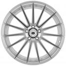 Jante RAVE Hyper Silver 8.5x19 5x120 ET38 CB 72.6