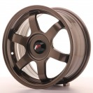 Japan Racing JR3 15x7 ET35 Blank Bronze