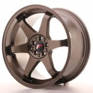 Japan Racing JR3 18x8.5 ET30 hyper black 5x114.3/120