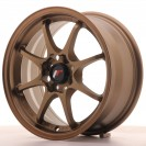 Japan Racing JR3 15x8 ET25 4x100/114.3 Bronze anodizado