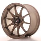Japan Racing JR5 17x9.5 ET25 5x100/114.3 Bronze anodizado