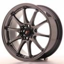 Japan Racing JR5 18x8 ET35 hyper black 5x100 / 105 / 108 / 110 / 112 /114,3