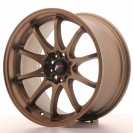 Japan Racing JR5 18x9.5 ET22 5x100/114,3 Bronze anodizado