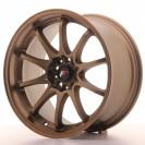 Japan Racing JR5 18x9.5 ET22 5x100/114,3 Bronze anodizado