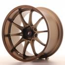 Japan Racing JR5 19x8.5 ET43 Bronze anodizado 5x100 / 105 / 108 / 110 / 112 /114,3 / 115 / 118 / 120